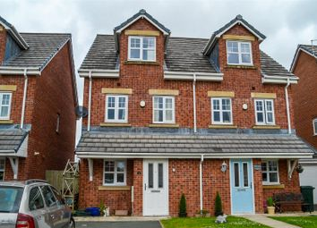 Thumbnail 3 bed semi-detached house for sale in Darwen Fold Close, Buckshaw Village, Chorley