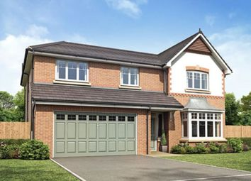 Thumbnail 5 bed detached house for sale in Kings Close, Staining, Blackpool