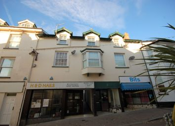 Thumbnail 1 bed flat for sale in Fore Street, Seaton