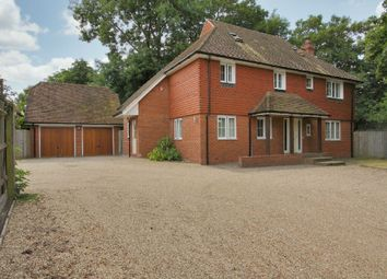 Thumbnail 6 bed detached house for sale in Wykeham Place, Andover