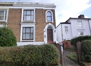 Thumbnail 4 bedroom semi-detached house to rent in Darnley Road, Gravesend
