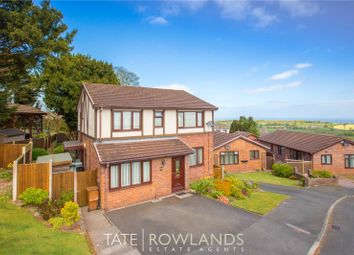 Thumbnail 4 bed detached house for sale in Ffordd Neuadd, Carmel, Holywell, Flintshire