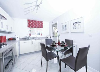Thumbnail 4 bed detached house for sale in Malvern Walk, Off Roman Road, Little Stanion, Corby
