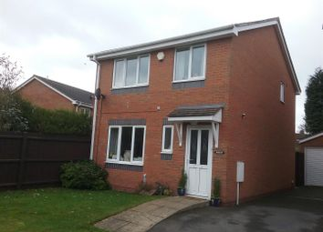Thumbnail 3 bed detached house for sale in New Road, Dawley, Telford