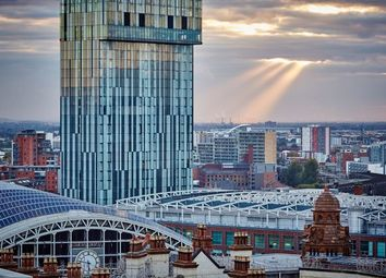 Thumbnail 2 bed flat for sale in Salford Quays, Salford Quays, Greater Manchester M50, Manchester,