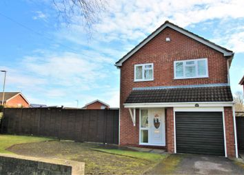 Thumbnail 4 bed semi-detached house for sale in Village Road, Cheltenham
