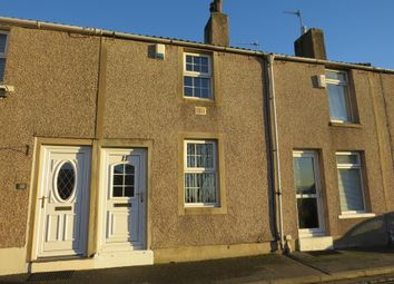 Thumbnail 2 bedroom terraced house for sale in Ladypit Terrace, Whitehaven, Cumbria