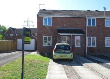 Thumbnail 2 bed semi-detached house to rent in Wydale Road, York