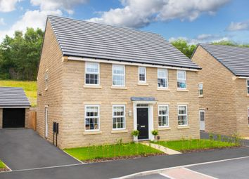 "Thumbnail 4 bed detached house for sale in ""Chelworth"" at Manywells Crescent, Cullingworth, Bradford"