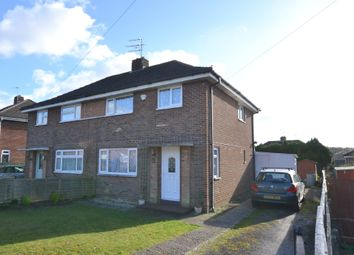 Thumbnail 3 bedroom semi-detached house for sale in Belben Road, Alderney, Poole