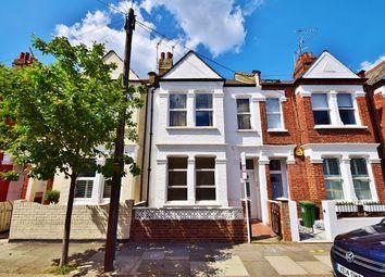 Thumbnail 2 bed flat to rent in Rowallan Road, Fulham