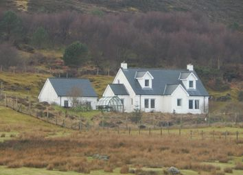 Thumbnail 2 bed detached house for sale in Holmisdale, Glendale, Isle Of Skye