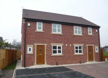 Thumbnail 3 bed semi-detached house to rent in Woodsend Road, Urmston, Manchester