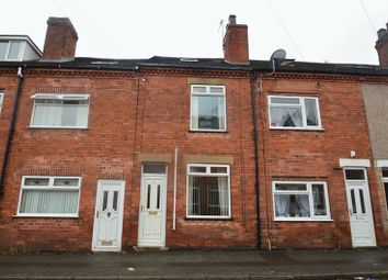 Thumbnail 3 bed terraced house to rent in Church Drive, Shirebrook, Mansfield