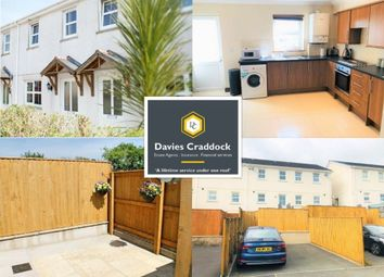 Thumbnail 3 bed terraced house for sale in Llygad-Y-Ffynnon, Five Roads, Llanelli