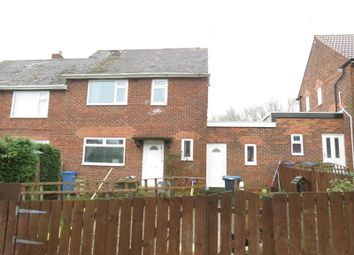 Thumbnail 2 bed terraced house for sale in Smillie Road, Horden, Peterlee