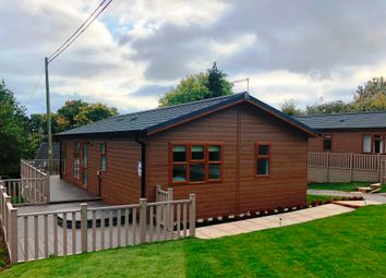 Thumbnail 2 bed lodge for sale in Upper Sapey, Worcester