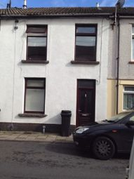 Thumbnail 3 bed terraced house to rent in Perthygleision, Aberfan, Merthyr Tydfil.