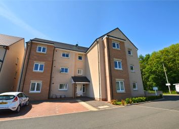 Thumbnail 2 bed flat for sale in Wester Kippielaw Grove, Dalkeith, Midlothian