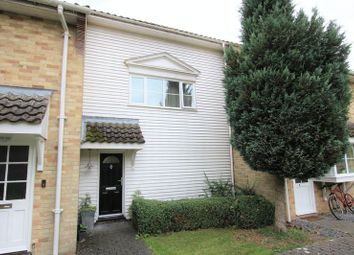 Thumbnail 1 bed terraced house for sale in Ellis Gardens, Norwich