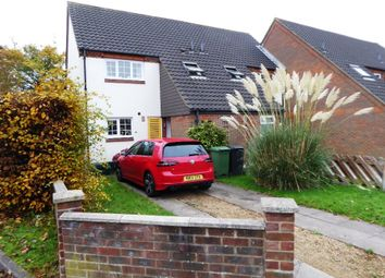 Thumbnail 3 bed end terrace house to rent in Burnside, St.Albans