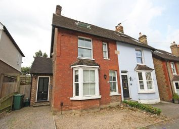 Thumbnail 4 bed semi-detached house for sale in Doods Road, Reigate