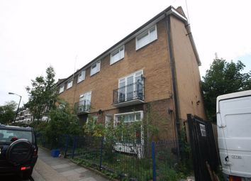 Thumbnail 4 bed flat to rent in Shenley Road, London