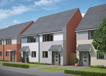 "Thumbnail 2 bed semi-detached house for sale in ""Dean"" at Armstrong Road, Newcastle Upon Tyne"