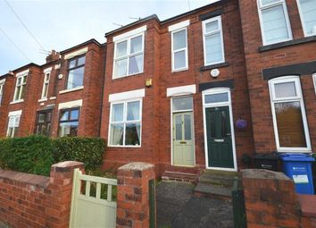 Thumbnail 2 bed terraced house to rent in Nelstrop Road, Heaton Chapel, Stockport, Greater Manchester