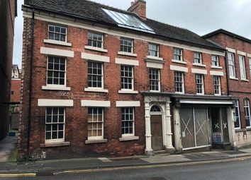 Thumbnail Retail premises to let in 19-21 St Edward Street, Leek, Staffordshire