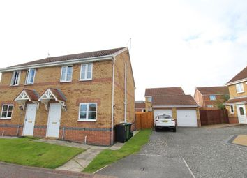 Thumbnail 3 bed semi-detached house to rent in St. Helens Drive, Seaham