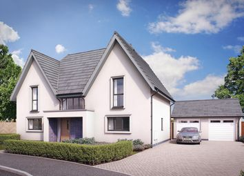 "Thumbnail 5 bed property for sale in ""The Roma"" at John Ruskin Road, Tadpole Garden Village, Swindon"