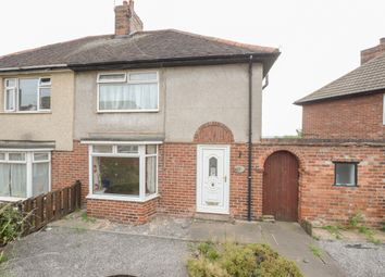 Thumbnail 3 bed semi-detached house for sale in South Crescent, Duckmanton, Chesterfield