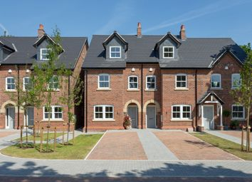 Thumbnail 3 bed town house for sale in Plot 6, The Orchard, 44 Cedarfield Road