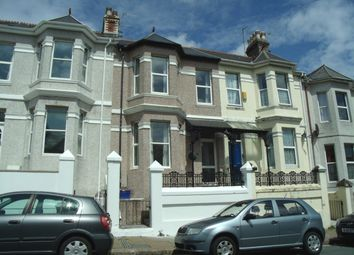 Thumbnail 2 bed terraced house to rent in Ashford Road, Plymouth