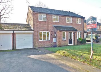 Thumbnail 3 bed semi-detached house for sale in Holst Way, Waterlooville