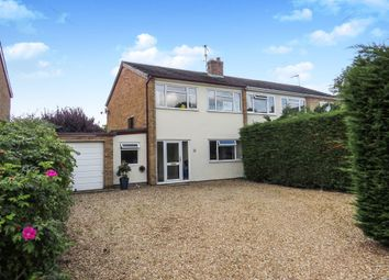 Thumbnail 3 bed semi-detached house for sale in Green Park, Brinkley, Newmarket