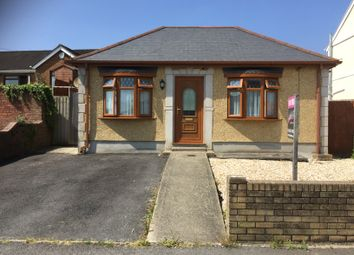 Thumbnail 4 bed bungalow to rent in Gordon Road, Llanelli