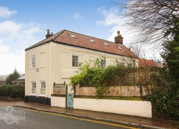 Thumbnail 4 bed cottage for sale in The Street, Trowse, Norwich