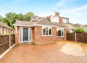 Thumbnail 4 bed semi-detached house for sale in Farm Road, Maidenhead