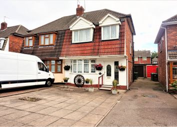 3 bed semi-detached house for sale in Manorford Avenue, West Bromwich B71
