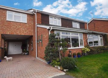 4 bed semi-detached house for sale in Offas Close, Benson, Wallingford OX10