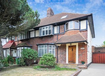 Thumbnail 4 bed semi-detached house for sale in Cedarhurst Drive, London