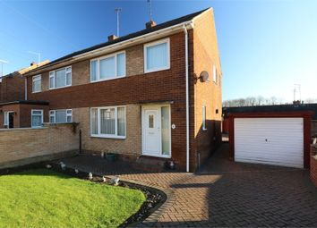 Thumbnail 3 bed semi-detached house for sale in Orchard Close, Catcliffe, Rotherham, South Yorkshire