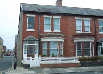 Thumbnail 4 bedroom end terrace house for sale in Cartington Terrace, Newcastle Upon Tyne