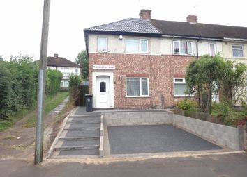 Thumbnail 2 bedroom town house for sale in Thurcaston Road, Near Abbey Lane, Leicester