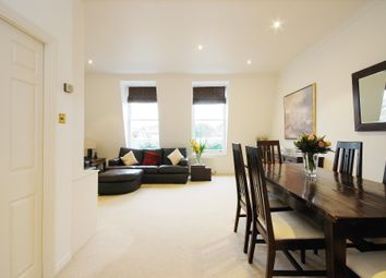 Thumbnail 3 bedroom flat to rent in Hornton Street, London