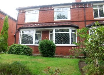 Thumbnail 3 bed semi-detached house for sale in Dowson Road, Hyde