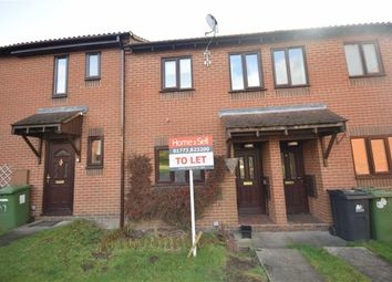 Thumbnail 2 bedroom terraced house to rent in Whilton Court, Belper