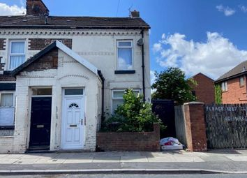 Thumbnail 3 bed end terrace house for sale in 91 Gray Street, Bootle, Merseyside